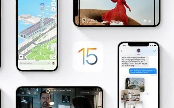 iOS 15 20 september 2021